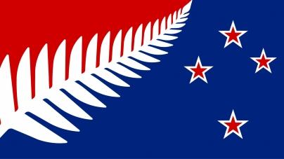 জাতীয় পতাকা সংস্কারে নিউজিল্যান্ডে গণভোট