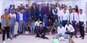 আফ্রিকান শিক্ষার্থীদের অংশগ্রহণে 'এন্ট্রাপ্রেনারশিপ ডেভলপমেন্ট' সম্মেলন