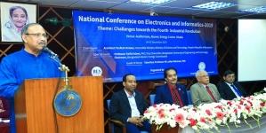ঢাকায় অনুষ্ঠিত হলো 'ন্যাশনাল কনফারেন্স অন ইলেক্ট্রনিকস এন্ড ইনফরমেশন-২০১৯'